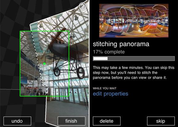 Photosynth-app