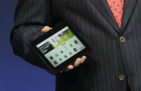 RIM-BlackBerry PlayBook Tablets